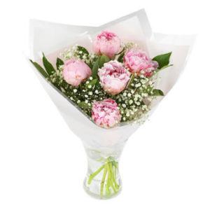 skicka blommor med sms